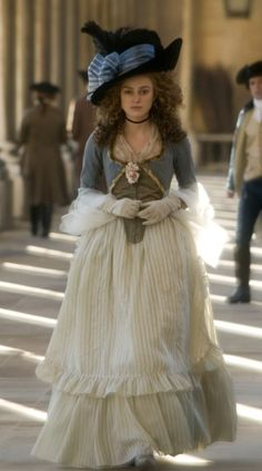 Keira Knightly in The Duchess