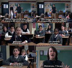 School of rock ;)