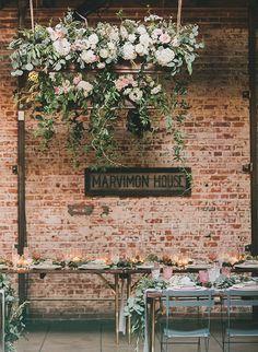 27 Secret Garden Wedding Ideas - Inspired by This