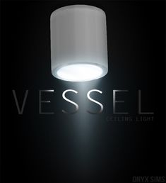 Vessel Light at Onyx Sims via Sims 4 Updates