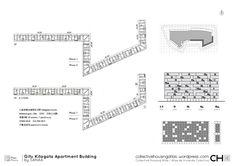 L-Shaped Block – Page 2 – Collective Housing Atlas Gifu, Hotel Architecture, Concept Architecture, Ramp Stairs, Ryue Nishizawa, University Housing, Community Housing, Student House, Graduation Project