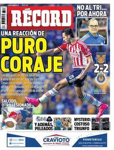 México - RÉCORD 10 de agosto del 2015
