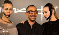 Romero Jennings Extreme Editorial Beauty Masterclass - MAC Cosmetics