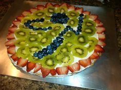 Zumba® Fruit Pizza