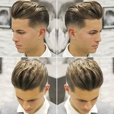 volume taper undercut. finish off the dapper look with a nice skinny tie at: Gentlemanjoe.com
