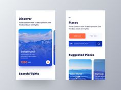 Flight Booking Conceptual App designed by Wahab for Hiwow. Connect with them on Dribbble; the global community for designers and creative professionals. Web Design, App Ui Design, Mobile App Design, Page Design, Interface Web, User Interface Design, Game Streaming, Music App, Web Inspiration