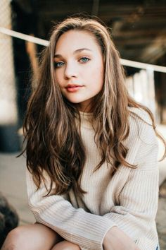 I will miss seeing Maddie Ziegler on Dance Moms. It just won't be the same.