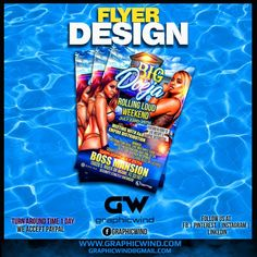 For more info contact web www.graphicwind.com or email us at graphicwind@gmail.com Flyer Design, Logo Design, Rolling Loud, Web Technology, Creative Design