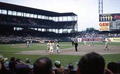 03dce8cf86be Sportsmans Park 1951 St Louis Cardinals. St Louis Cardinals BaseballStl ...