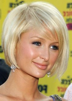 Layered Bob Hairstyle for Thin Hair