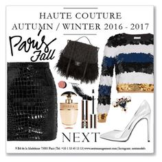 """""""Paris for fall"""" by lina-horan69 ❤ liked on Polyvore featuring Sonia Rykiel, Yves Saint Laurent, Chanel, Givenchy and Prada"""