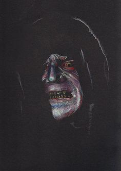 Star Wars - The Emperor, Palpatine by Craig Deakes *