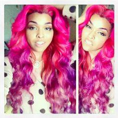 amiyah scott pink n purp