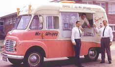 A food truck or ice cream van for your party or even wedding!