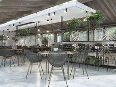 Rethymnon hotel's restaurant_Crete_Greece