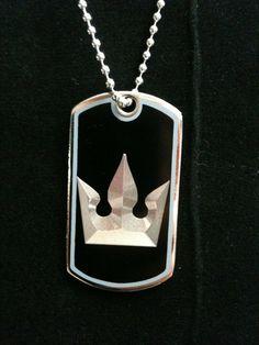Kingdom Hearts sora's necklace