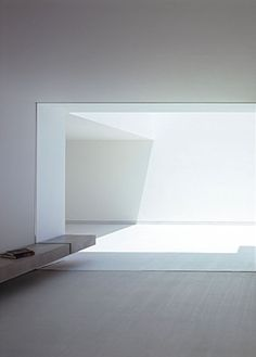Interior view, the White Cave House by Takuro Yamamoto Architects