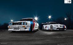 The legendary BMW M3