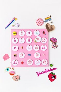 Make: Studio DIY - The Best Advent Calendars to Buy, Make, and Keep Forever - Photos