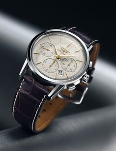 www.watchtime.com | watches  | Longines Column Wheel Chronograph  | longines column wheel sm