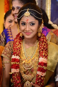 bridal-jewellery south indian