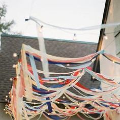 DIY Party Decor: 20 Inspirational Ideas!    I love these SO much, definitely going on the sweet 16 ideas list!