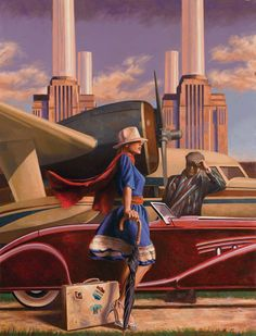Start with Sunset • Peregrine Heathcote