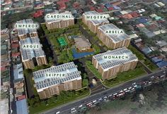 Serissa Residences ,LasPinas City- this is an example of four planes enclosure because of the middle area that is surrounded by a buildings. Site Development Plan, Condominium, Philippines, City Photo, Community, Urban, How To Plan, Planes, Buildings
