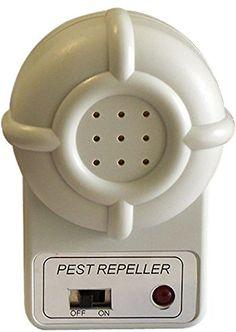 DX610 Pest-A-Repel. Electronic Ultrasonic Pest Repeller D...