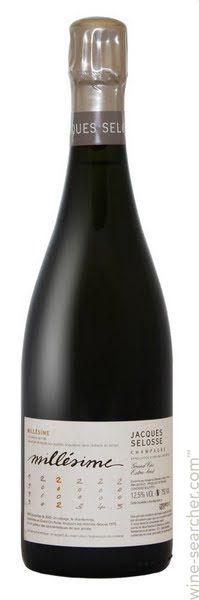 Jacques Selosse 2003 Blanc de Blancs Grand Cru Millesime, Champagne, France HKD$3198