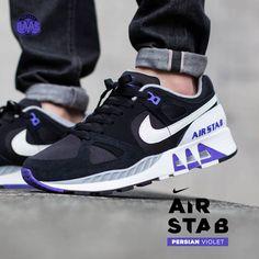 huge selection of 26b78 0e4ef  nike  nikeairstab  airstab  persianviolet  sneakerbaas  baasbovenbaas Nike  Air Stab