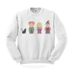 Sanderson Sisters (Hocus Pocus) Crewneck Sweatshirt