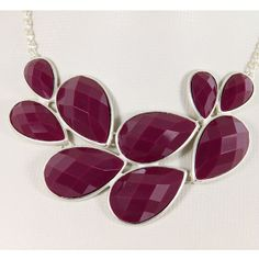Decked out in Garnets and Rubies by Shari Kalb on Etsy