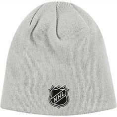Reebok NHL Shield Basic Skully Knit Hat- 1fdc73c33