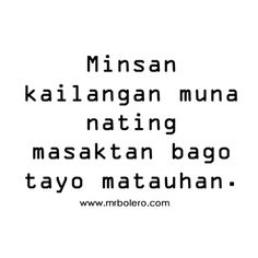 1000 images about patama quotes on pinterest tagalog