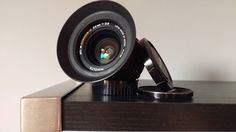 MINOLTA md W. Rokkor-X 24mm f2.8 Ultra WIDE Angle LENS & Matching Lens Hood w/ Caps and Filter by GearAndGlass on Etsy