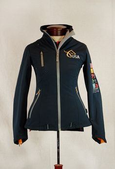 Ladies Savannah Jacket. would love to have this to ride in
