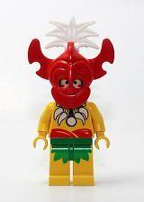 LEGO Pirates I/islanders Mini Figure - Islander (King Kahuka)