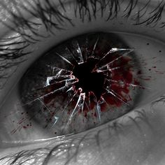 Title Broken Eye Time Around 1 hours Tools Adobe Photoshop CS5 Extended This is a new version from my preview work. DeviantArt Stock Credits: Eye by MPMG . [Link] Blood by temoc-stock . [Link] Stoc...