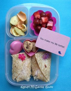 Inspiration! (Cute lunchbox ideas.) #Lunchbox