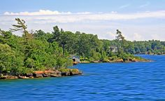Ilhas Thousand, Kingstone, Ontário, Canadá.  Fotografia: Benny Majar no Flickr.