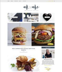 Ask Ashe Blog - new layout - Wordpress theme Redwood customized by Nicola Tweed, design by Nicola Ashe