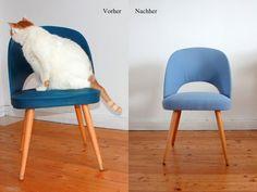 *_Original Rockabilly Stuhl von Thonet aus den 50er Jahren._*  Der Stuhl wurde von der Firma Thonet in den 50er Jahren hergestellt. Nach 63 Jahr...