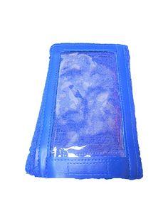 Alleson Adult Single Pocket Wrist Coach (Royal Blue, Adult)