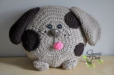 Ravelry: Spring Pals Pillow Pack by Sincerely Pam