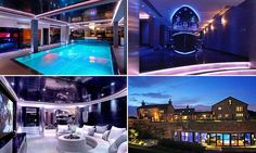 Footballer Samir Nasri puts his Cheshire mansion on the market for £5.7million which comes complete with its own nightclub, cinema and swimming pool | Daily Mail Online