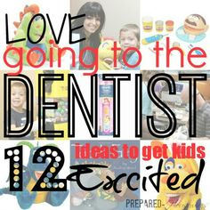 Survive Going to the Dentist with Kids - 12 Ideas to Get them Excited! http://prepared-housewives.com/survive-going-to-the-dentist-with-kids/  **************************************************** Dr. Irving Isakow and Associates  416-245-8990  www.isakowdental.com  #isakowdental #DRirvingisakow #irvingisakow #torontodentist #ontariodentist #teethwhitening #teethcleaning #cavityprevention #cleaning #xrays #Emergencies #GeneralCleaning #oralExaminations #Oralhealth #Braces #Bridges #Crowns…