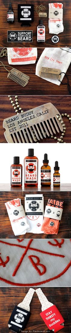 Branding Project: Beard Buddy