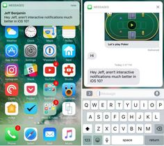 iOS 10 New Messaging Features: How to Use Bubble Effects, Stickers, iMessages Apps, Handwritten Messages, And More | MobiPicker