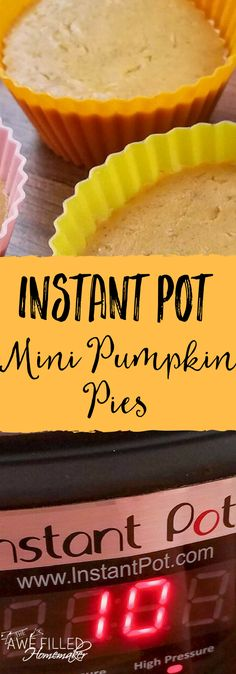 These mini delights will be a hit this fall! via @AFHomemaker